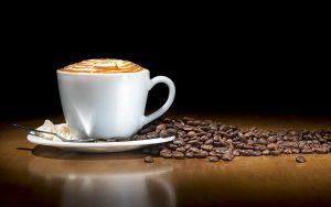قهوه پر کافئین